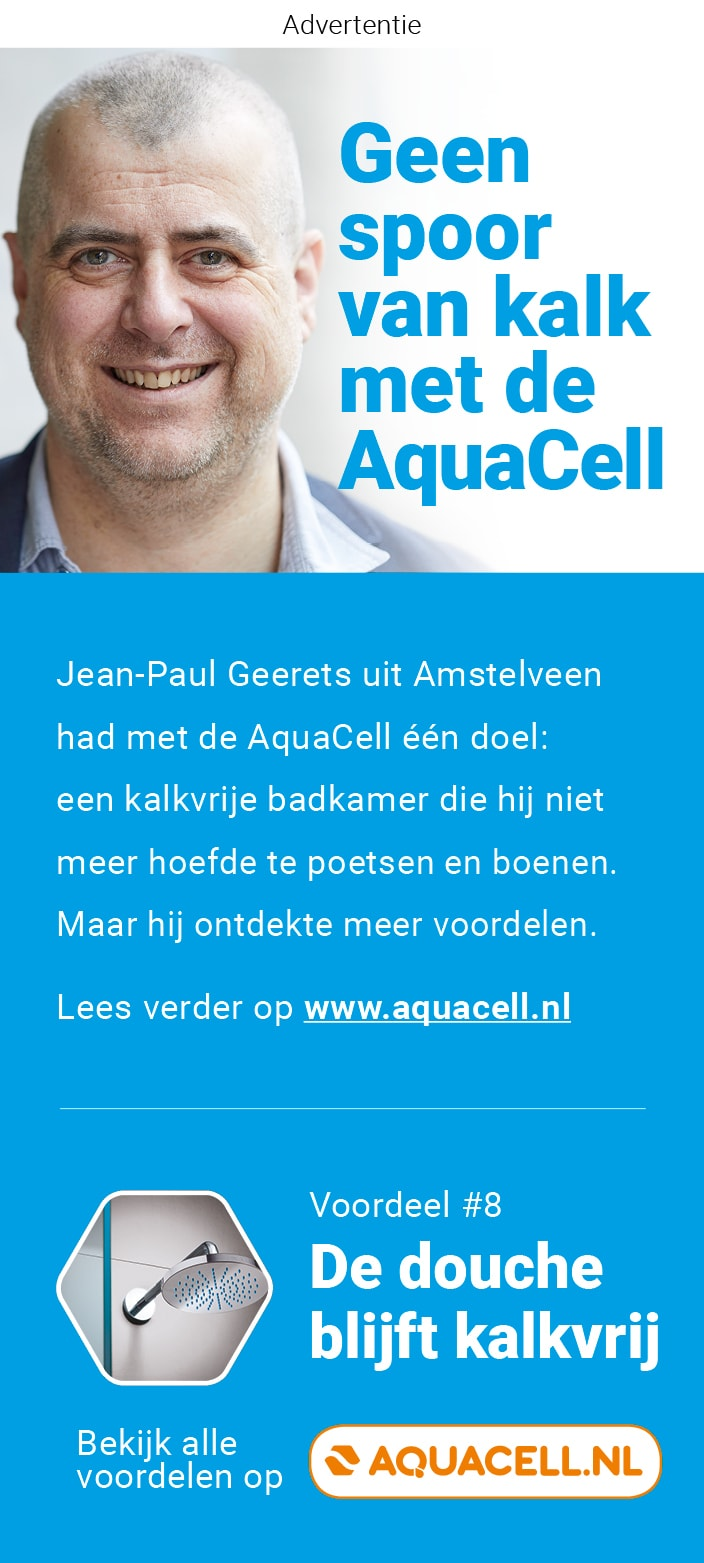 AquaCell Waterontharder